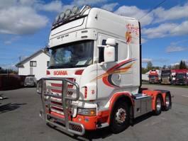 standaard trekker Scania R620-V8 6X4 3100 2008