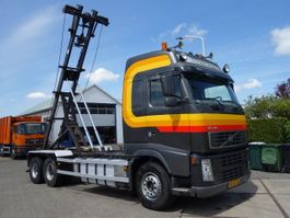 containersysteem vrachtwagen Volvo fh440 manuale anologe tacho 2006