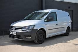 gesloten bestelwagen Volkswagen Maxi 2.0 TDI 150PK DSG Automaat - Airco - Navi - Cruise - € 13.900,- Ex. 2017