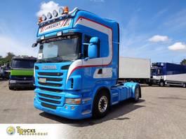 standaard trekker Scania R480 + Euro 5 + Retarder + without adblue 2013