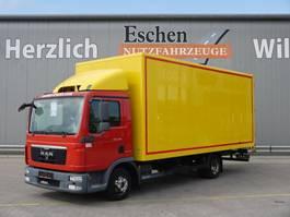 bakwagen vrachtwagen MAN TGL 7 Möbelkoffer, Euro 5, Bl/Lu 2011