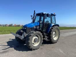 standaard tractor landbouw New Holland TS110 1998