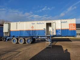 overige opleggers Netam-Fruehauf SERVICE TRAILER - Generator - waterpomp
