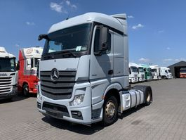 standaard trekker Mercedes-Benz Actros Bigspace Retarder Euro 5 2013