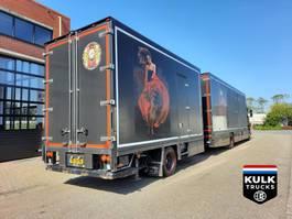 koelwagen aanhanger Floor FLMA-10 / FLOWER TRAILER / COMBINATION / RACE / HORSES 2002