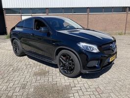 coupé wagen Mercedes-Benz GLE 450 4Matic coupe AMG 2016