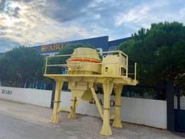 breker FABO VSI-700 VERTICAL SHAFT IMPACT CRUSHER | SAND MACHINE 150 TPH 2019