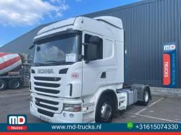 standaard trekker Scania airco spoilers retarder 2010