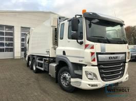 vuilkar camion DAF CF 340 FAN mit Faun Variopress 2019