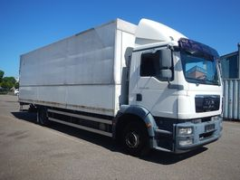 huifzeil vrachtwagen MAN TGM 15.250 2011