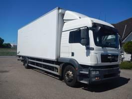 bakwagen vrachtwagen MAN TGM 18.290 Box 2012