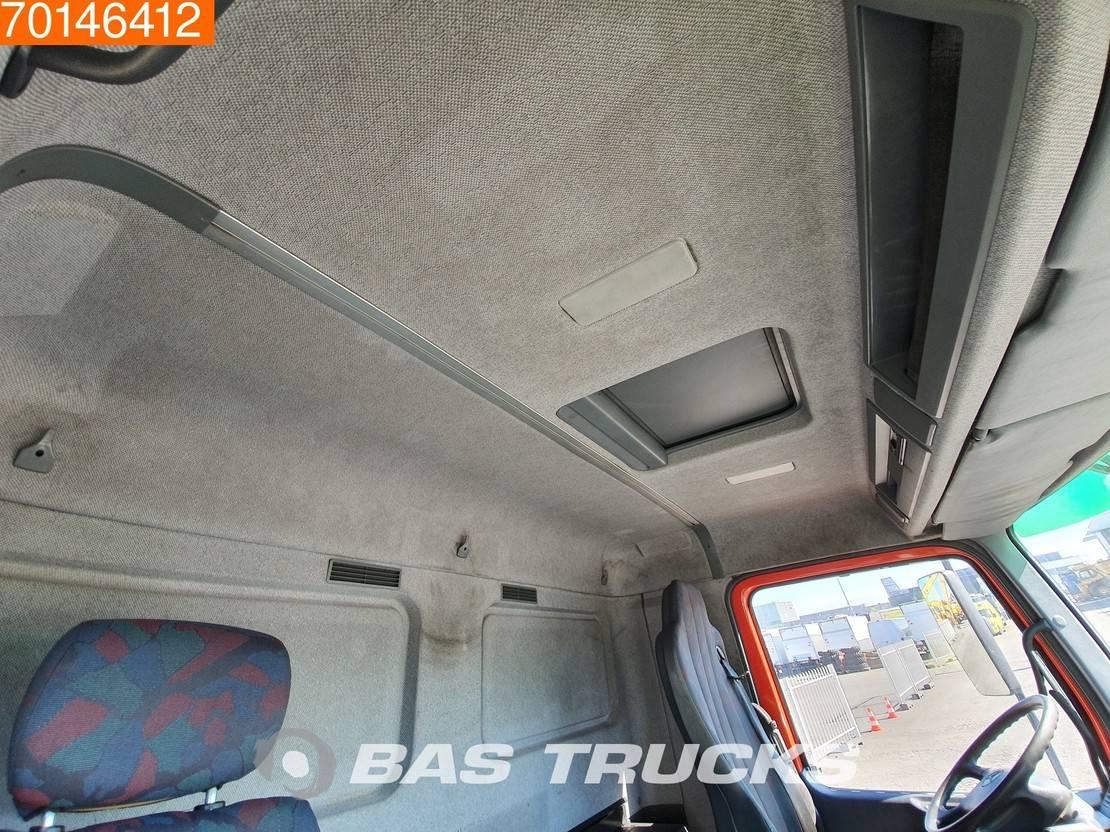 platform vrachtwagen Mercedes-Benz Actros 2543 6X2 Big-Axle Liftachse 3-Pedals Euro 3 HMF 1823 K4 2002