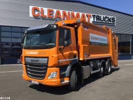 vuilkar camion DAF CF 340 FAG Olympus + AE weighing system 2021
