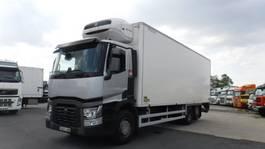 koelwagen vrachtwagen Renault T380 6x2 Chereau frigo + Thermoking T1000R 2015