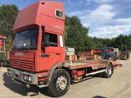 open laadbak vrachtwagen Renault G300 **6CYL-CAMION FRANCAIS-6CULLASE** 1991