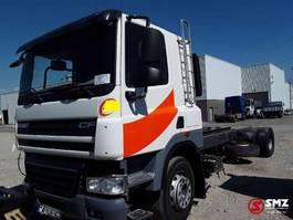 chassis cabine vrachtwagen DAF CF 460 85 motor nieuw/neuf! 2012