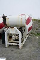 Overig vrachtwagen onderdeel Cifa Concrete drum on hook lift frame w / engine 1988