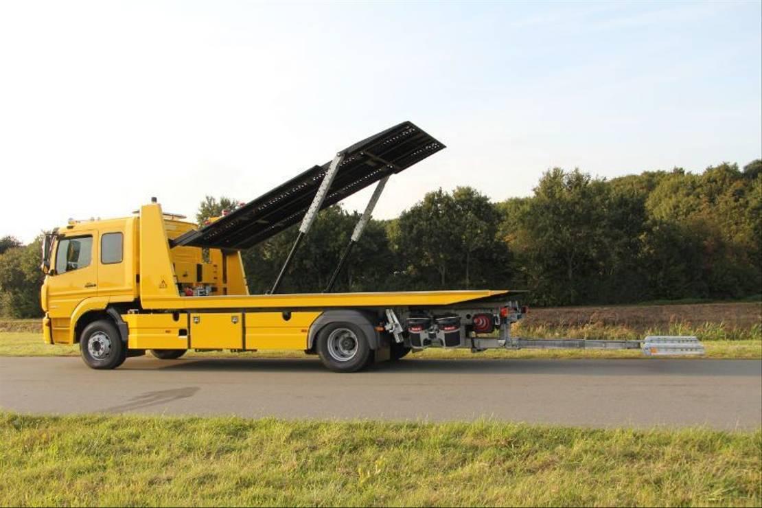 takelwagen-bergingswagen-vrachtwagen Mercedes-Benz Atego 1524 L