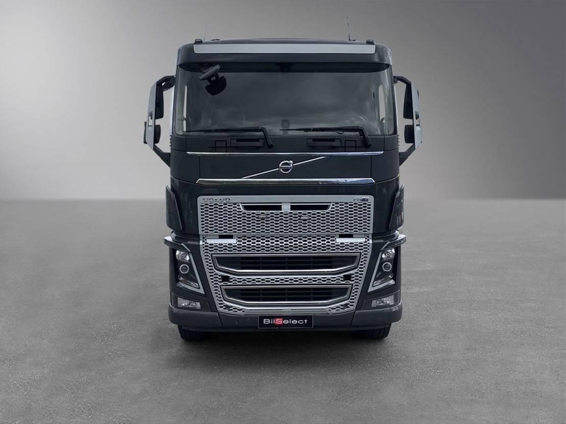 chassis cabine vrachtwagen Volvo FH 16.750 10X4 2018