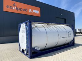 tankcontainer MTK Containers 20FT TC, 26.910L, UN PORTABLE, T11, valid inspection: 01-2022 2000