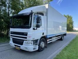 bakwagen vrachtwagen DAF CF 65 CF65 Bakwagen + laadklep Euro 5 2012