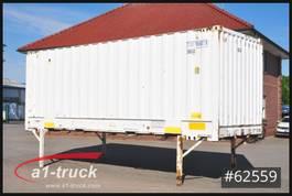 wissellaadbak container Krone WB 7,45, Container, stapelbar, Staplertasche 2004