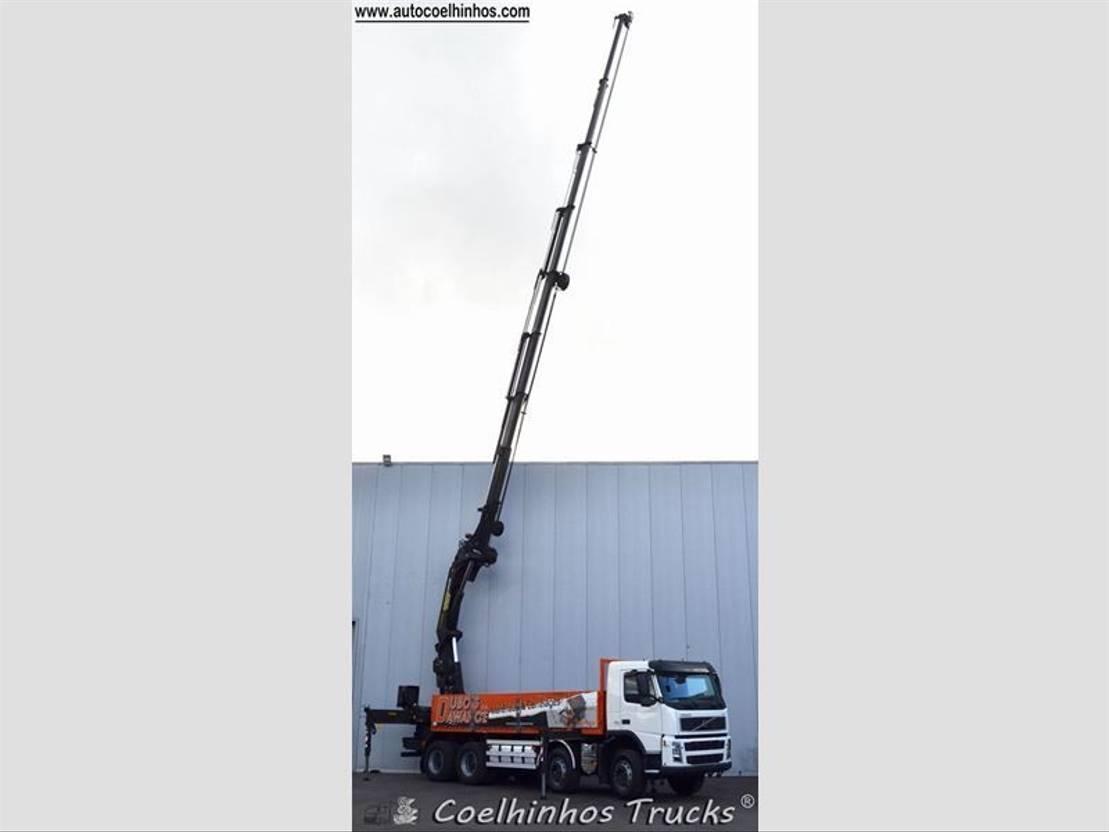 platform vrachtwagen Volvo FM13 480