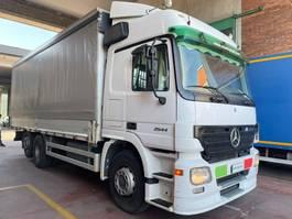 schuifzeil vrachtwagen Mercedes-Benz Actros 2544 MERCEDES 2544