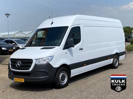 gesloten bestelwagen Mercedes-Benz L3 H2 2019