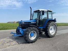 standaard tractor landbouw New Holland 7740 SL 1994