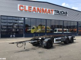 container chassis aanhanger GS Meppel AIC-2700 LBM 2007