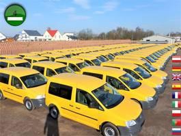overige personenwagens Volkswagen 2.0 SDI PARKTRONIK 2008