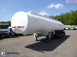 tankoplegger Cobo Fuel tank alu 42.6 m3 / 6 comp 2003
