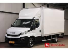 gesloten bestelwagen Iveco Daily 35 C16 160PK AUTOMAAT BAKWAGEN LAADKLEP MEUBELBAK AIRCO CRUISE CONTROL 2018