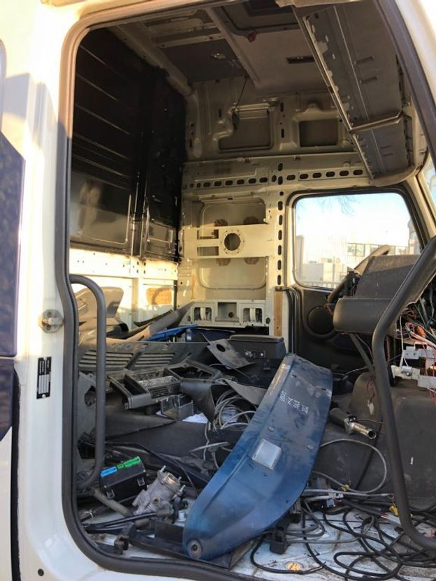 Cabine vrachtwagen onderdeel Volvo CABINE