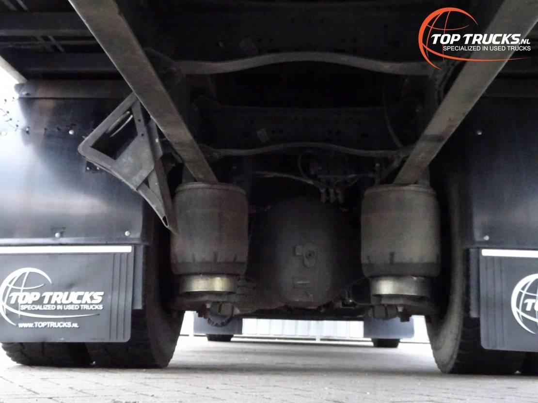 platform vrachtwagen Renault Premium Lander 270 DXI 15 TM Kraan, Crane, Kran, Grue - Manuel - Euro 5 2012