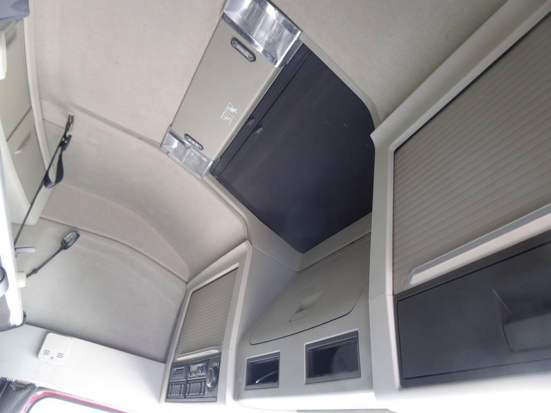 platform vrachtwagen Volvo FH 500 6 x 2, euro 6, VIN ... E68..., PTO, 2014