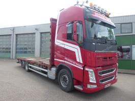 chassis cabine vrachtwagen Volvo FH 500 6 x 2, euro 6, VIN ... E68..., PTO, 2014