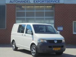 gesloten bestelwagen Volkswagen 2005