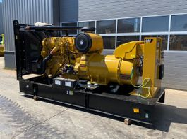 generator Caterpillar C18 Generator set 700 KVA 2020
