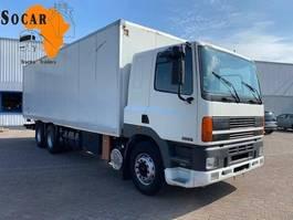 bakwagen vrachtwagen DAF 85.330 Ten Tires, Full Steel, 1996