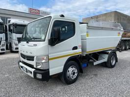 vuilkar camion Mitsubishi Fuso 7C15 Canter 2014