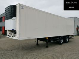 koel-vries oplegger Schmitz Cargobull Cargobull SKO20 / Ladebordwand / Carrier Maxima 1000