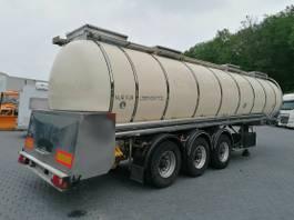 tankoplegger Feldbinder TSA 33.3 Drucktank- Heizung- Pumpe- 33.000 Liter 1998