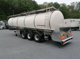 tankoplegger Feldbinder TSA 33.3 Drucktank- Heizung- Pumpe- 33.000 Liter 2007