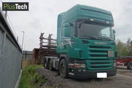 standaard trekker Scania R420 2007