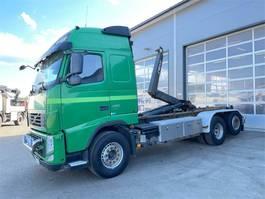 containersysteem vrachtwagen Volvo FH 480 6x2 2009