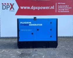 generator Perkins 904J-E36TA - 200 kVA Hybrid Generator - DPX-99751 2021