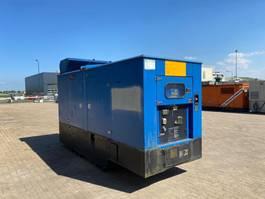 generator Volvo TAD 734 GE Stamford 250 kVA Supersilent generatorset 2008