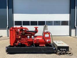 generator Iveco 8061 SRI 25.05 Marelli 144 kVA generatorset met ATS automatische netovername as New !